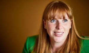 Shadow education secretary Labour MP Angela Rayner