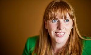 Labour MP Angela Rayner
