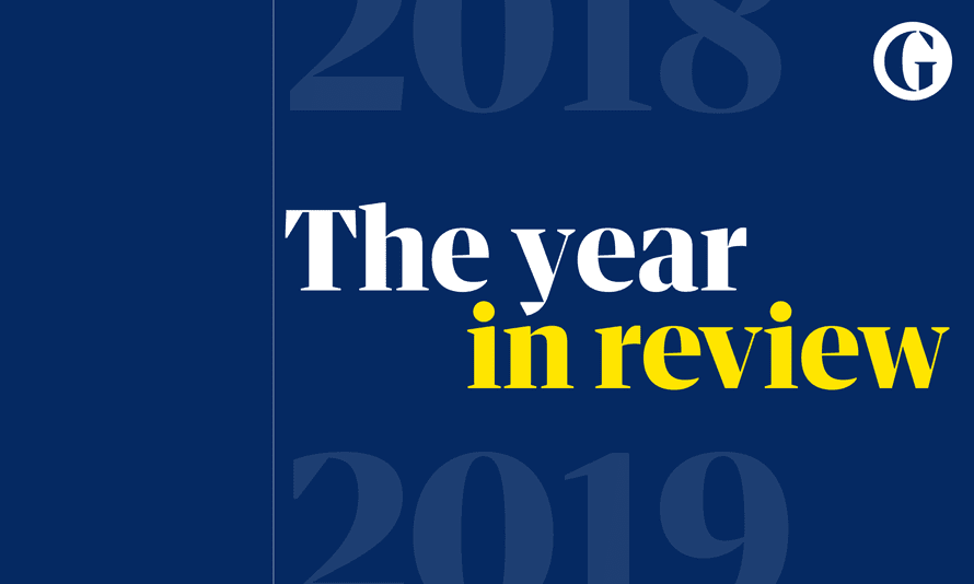 The Guardian Voice Lab's Year in Review project.