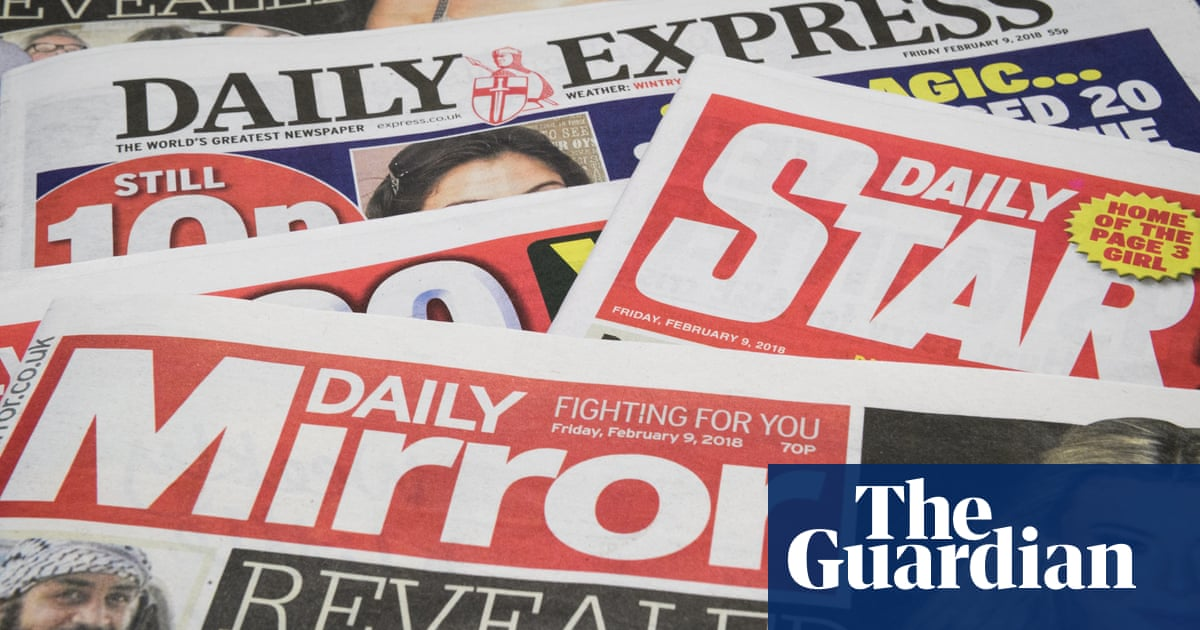 Editors of Daily Express and Daily Star quit in wake of 200m takeover