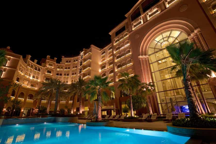 Marsa Malaz Kempinski hotel in Qatar