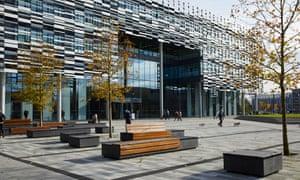 Birley campus at Manchester Metropolitan University