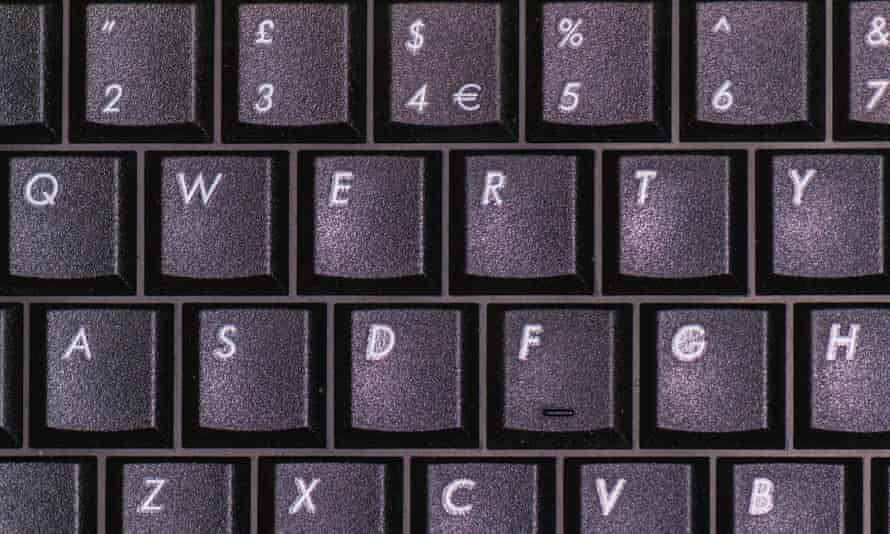 'Qwerty' is in the top five worst passwords