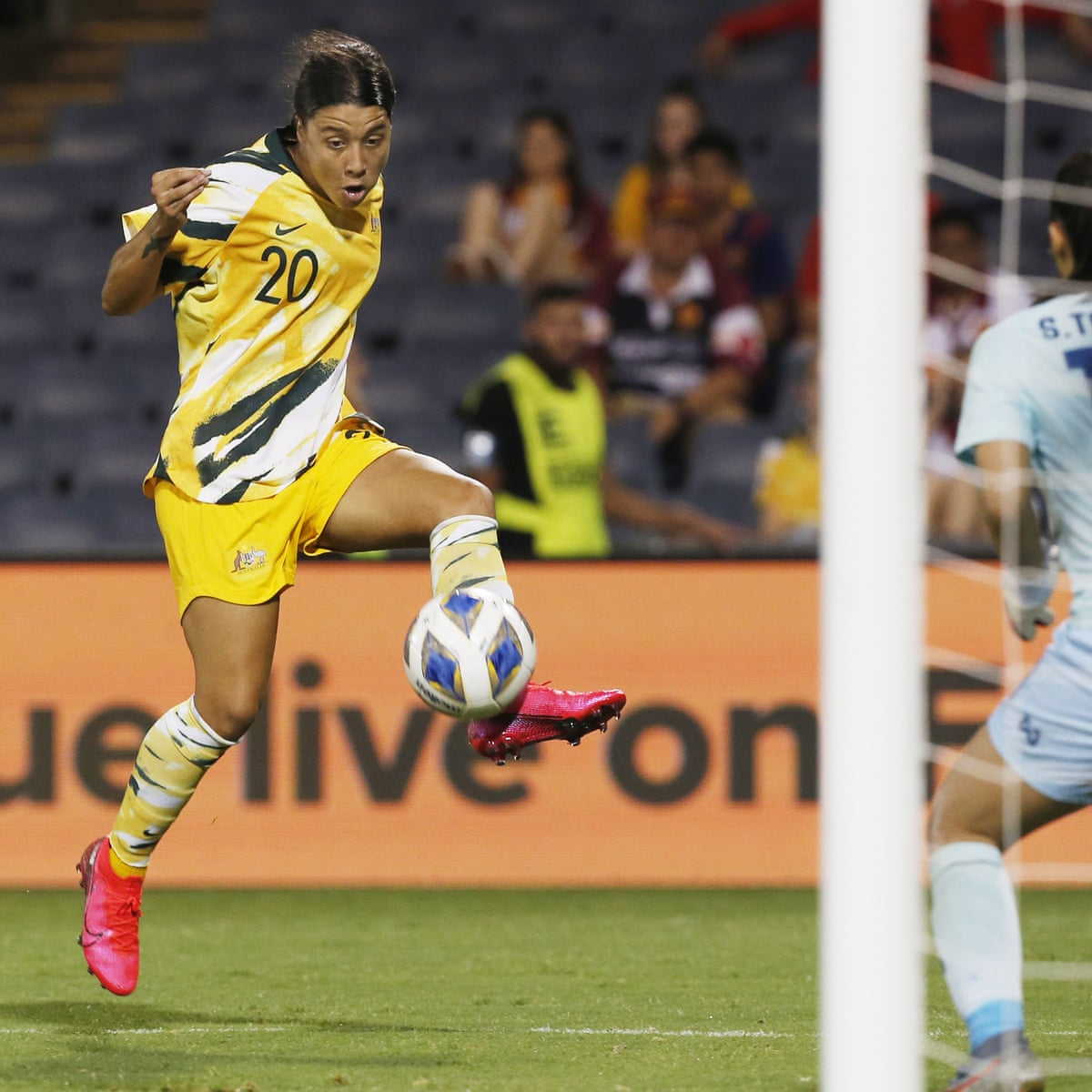 Sam Kerr And Lucy Bronze Shortlisted For Bbc Women S Footballer Of The Year Sam Kerr The Guardian Athletes were assessed on six criteria, including strength: sam kerr and lucy bronze shortlisted