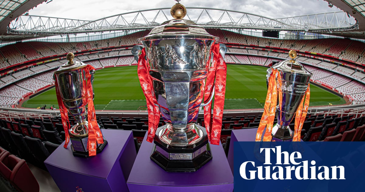 Rugby League World Cup postponed to 2022 over Covid fears