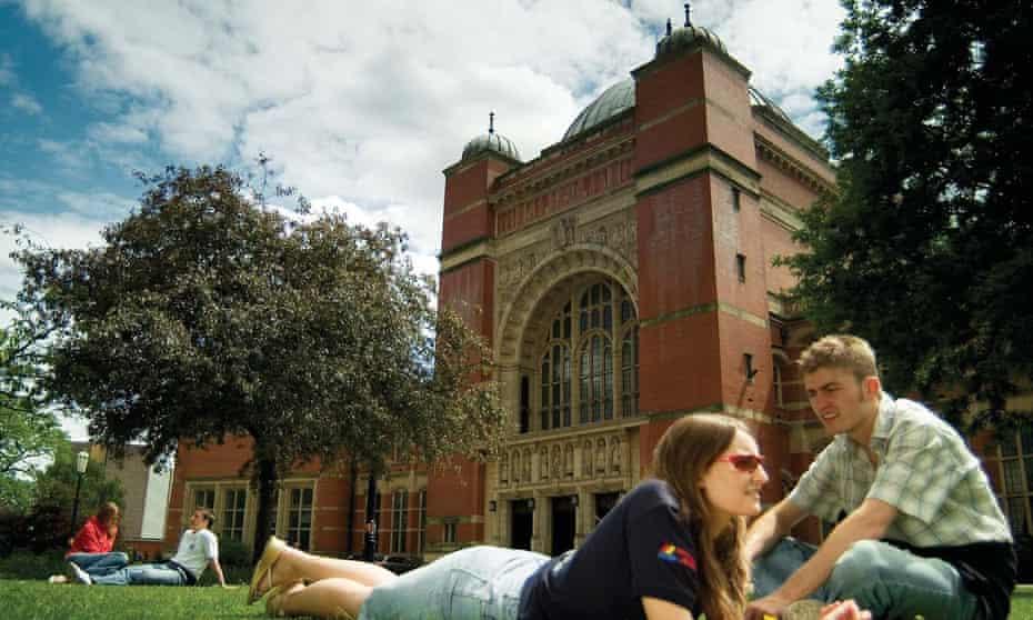 Students, University of Birmingham