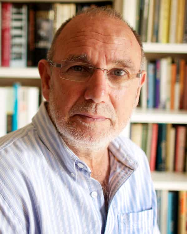 Screenwriter Jimmy McGovern at home in Liverpool.