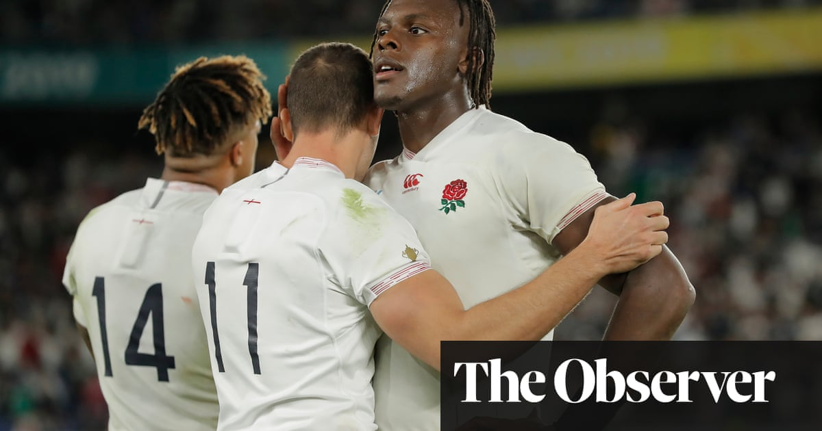 Maro Itoje's one-man highlights reel puts England on course for greatness | Andy Bull