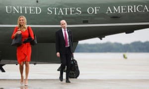Trump adviser Stephen Miller tested positive on Tuesday, a day after White House Press Secretary Kayleigh McEnany.