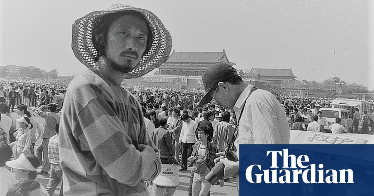 Surviving Tiananmen: 'I might have been one of the hundreds