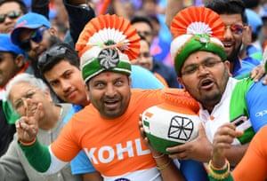 Lovers of India at Edgbaston.