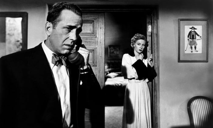In a Lonely Place review – Bogart still captivatingly cynical in ...