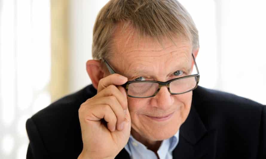 the late Hans Rosling