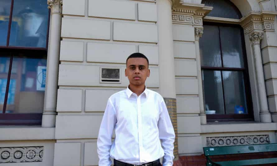 Youth leader Ahmed Hassan contracted Covid-19 earlier this year