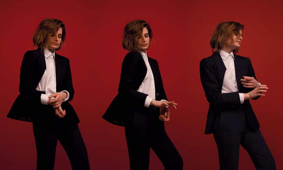 Héloïse Letissier of Christine and  the Queens