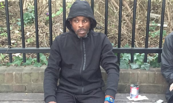 Why are so many people sleeping rough on Britain's streets