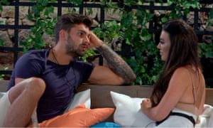 Love Island normalises emotional abuse – and we call it