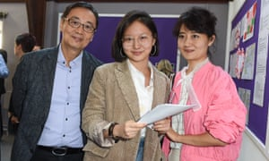 Roedean School pupil Victoria Chung was awarded 12 x 9s in her GCSE's.