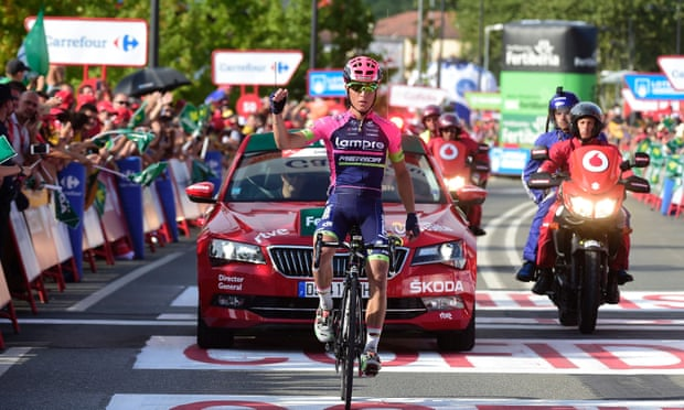 Image result for conti vuelta stage 13