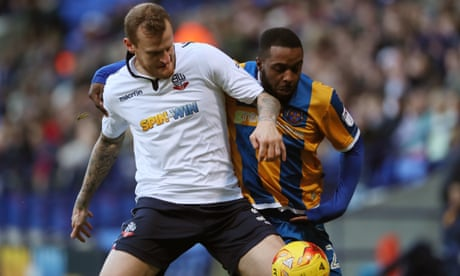 Bolton's David Wheater: Chicken parmesan's just not healthy for a player