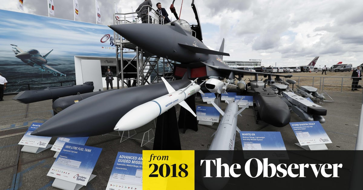 Arms industry spends millions to promote brands in schools