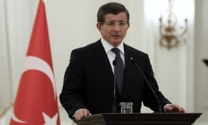 Turkey's prime minister Ahmet Davutoğlu, who is due to visit London for talks with David Cameron.