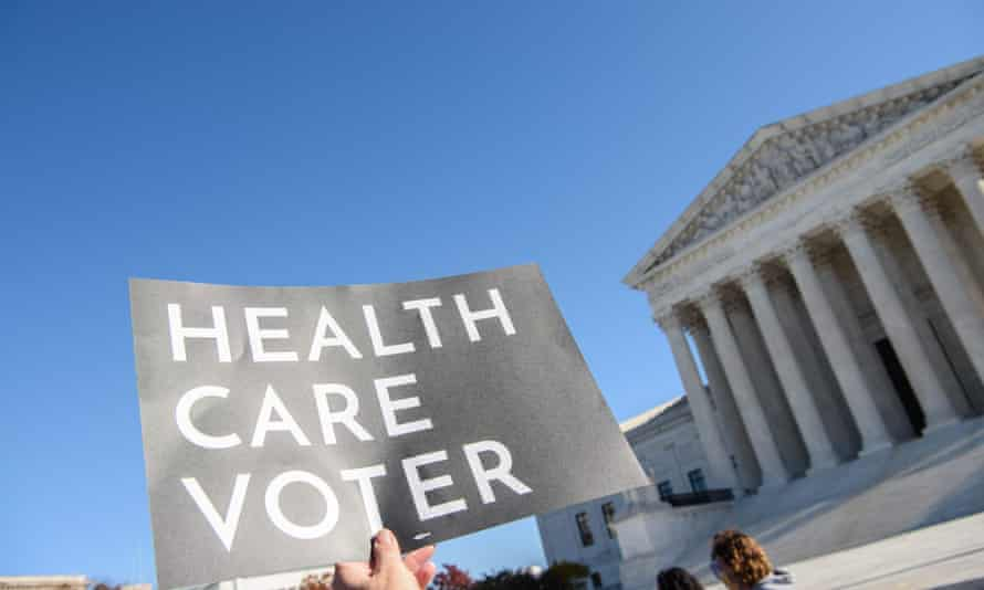 More than one in three low-income Americans said they were unable to pay for needed healthcare in the last 12 months, a survey found.