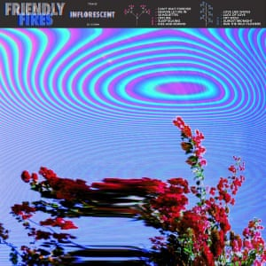 Friendly Fires: Inflorescent album artwork