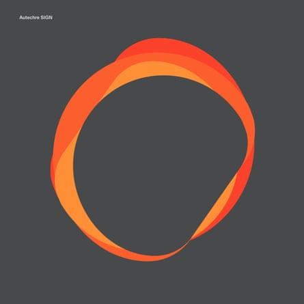 Autechre: Sign album cover.