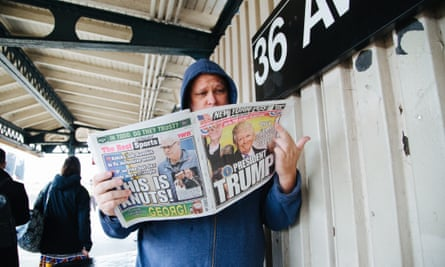 Newspapers used to be the gatekeepers of news. Now 44% of Americans get their news from Facebook, according to one study.