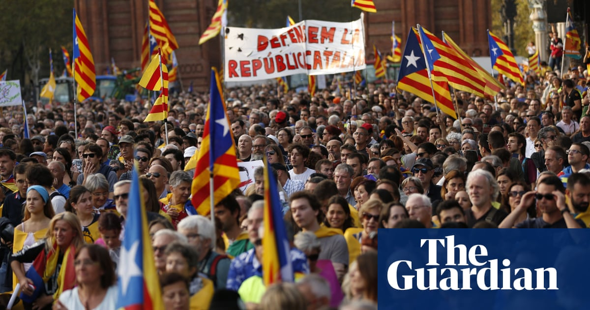 Catalonia: threat to impose massive fines on ex-minister prompts outcry