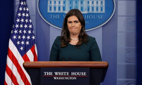 Good riddance, Sarah Sanders, Washington's worst communicator