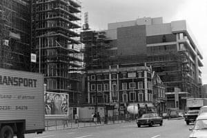Aldgate East developments