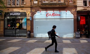 Closed Cath Kidston store