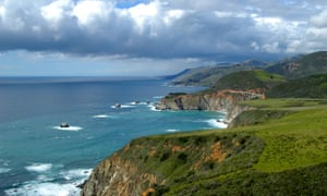 Big Sur, the California tourist attraction, is having its wettest season to date.