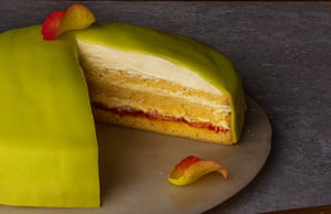'Quite magical': princess birthday cake.