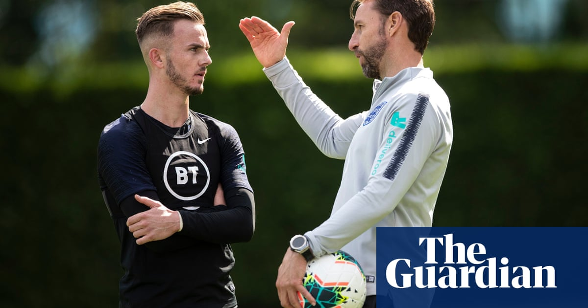 James Maddison recalled by England and made aware of responsibilities