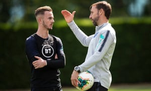 James Maddison has been another chance by Gareth Southgate despite bad publicity over a casino visit.