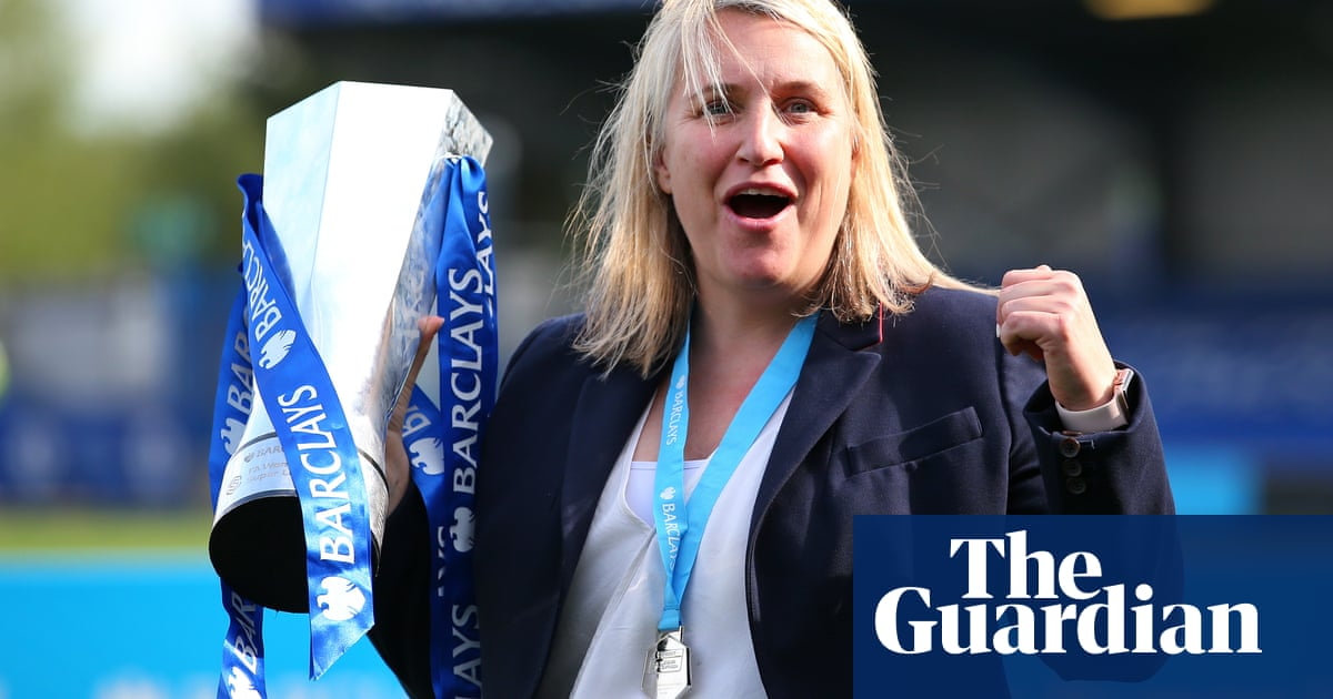 How Emma Hayes turned Chelsea from also-rans to all-conquerors