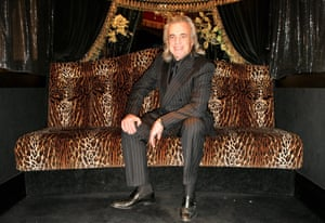 Peter Stringfellow in 2006.