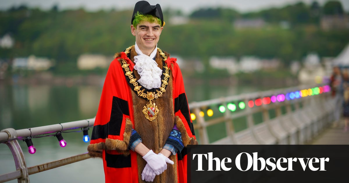 Introducing 'their worship', the world's first non-binary mayor