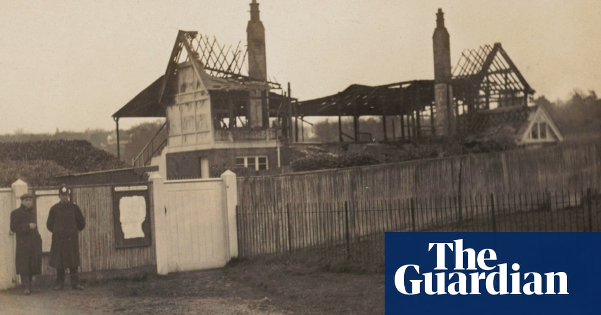 The Spin | How suffragette pavilion fire outraged Tunbridge Wells … and Conan Doyle
