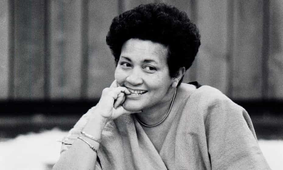 Yvonne Brewster directing in 1991.
