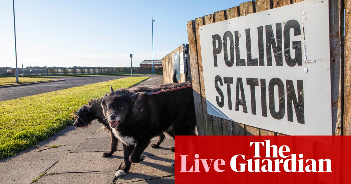 Elections 2021: voters head to polls across Scotland, Wales and England for devolved and local elections – live news