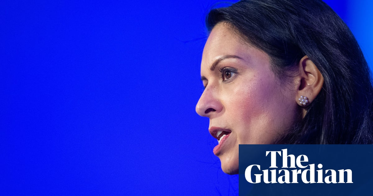 Priti Patel to unveil details of post-Brexit immigration plans - the guardian