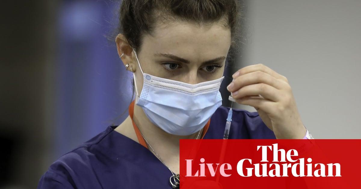 UK Covid live news: Matt Hancock says growth rate in coronavirus cases is slowing