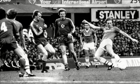 My favourite game: Everton v Bayern Munich, 1985 Cup Winners' Cup
