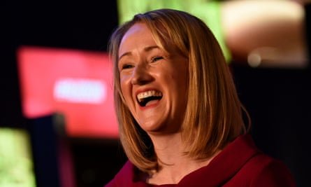 Rebecca Long-Bailey's campaign has been a bumpy one.