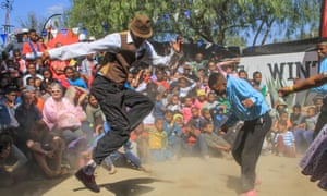 Beyond the obvious: a celebration of the Nama Riel dance in Karoo, South Africa