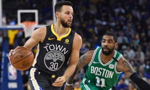 Curry's 49 points leads Warriors past Celtics in possible